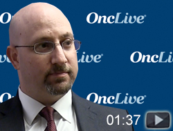 Dr. Strosberg on Challenges in the Treatment of Neuroendocrine Tumors