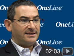 Dr. Abramson on TRANSCEND on JCAR017 Therapy in NHL