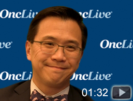 Dr. Lee on the ARAMIS Trial in M0CRPC
