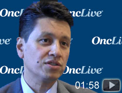 Dr. Garcia on Sequencing Immunotherapies in Bladder Cancer