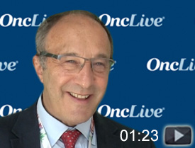 Dr. Ledermann on Response to Rucaparib in Recurrent Ovarian Cancer