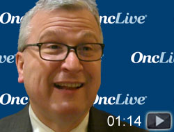 Dr. Leonard on Rituximab Maintenance Strategy for Patients With MCL