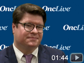 Dr. McCloskey on the Results of the ASCERTAIN Trial in MDS