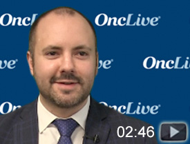 Dr. Mizrahi on Optimal Sequencing in <em>BRAF</em> V600E-Mutant mCRC