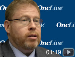 Dr. Rosenberg on Future Use of Atezolizumab in Bladder Cancer