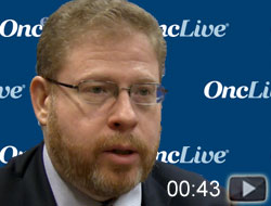 Dr. Rosenberg on Frontline Immunotherapy Potential in Bladder Cancer