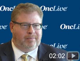 Dr. Rosenberg on Enfortumab Vedotin/Pembrolizumab in Urothelial Carcinoma