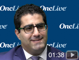 Dr. Sabari Discusses the Utility of Liquid Biopsies in Lung Cancer