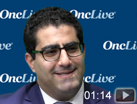 Dr. Sabari on Managing Immune-Related Adverse Events in Lung Cancer