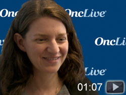 Dr. Stein Discusses Skin-Related AEs With Melanoma Treatment