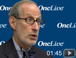 Dr. Weber on Selecting Immunotherapy for Patients With Melanoma