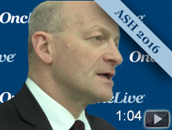Dr. Jackson on Lenalidomide as a Highly-Effective Maintenance Therapy in Myeloma