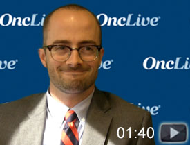 Dr. Jacobs on the Use of Ibrutinib in High-Risk Patients With CLL