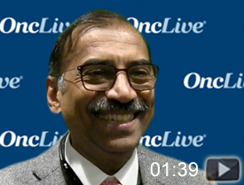 Dr. Jagannath on Treatment Advances in Transplant-Ineligible Patients With Myeloma