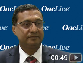 Dr. Jain on the Use of Diagnostic Tracers in Prostate Cancer