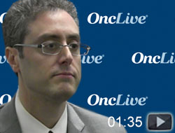 Dr. Weiss on Disease-Control Rate of Immunotherapy for Lung Cancer