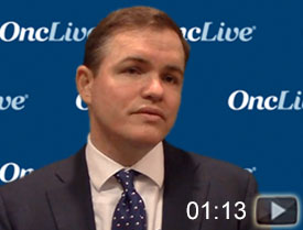 Dr. Westin on Potential for Chemo-Free Treatment in Large Cell Lymphoma