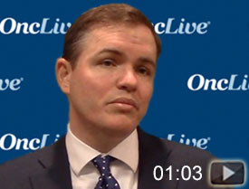 Dr. Westin on Treatment Challenges in Large Cell Lymphoma