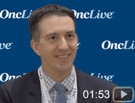 Dr. Yorio on Searching for Biomarkers in Metastatic Lung Cancer