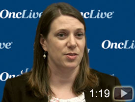 Dr. Woyach on 3-Year Follow-Up of Acalabrutinib/Obinutuzumab Combo in CLL