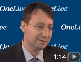 Dr. Segal on Next-Generation Sequencing for Lung Cancer