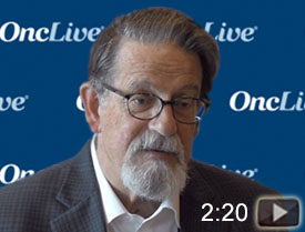 Dr. DiPersio on Investigational Targeted Cellular Therapies in AML