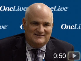 Dr. Hays on Potential for PARP Inhibitor Combinations in Ovarian Cancer