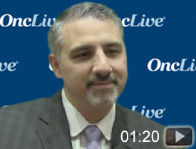 Dr. Sfakianos on the Utility of Adjuvant Therapy in Bladder Cancer Management