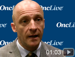 Dr. Jonasch on First- and Second-line Options for Patients With RCC