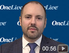 Dr. Mizrahi on the Goal of the COMMIT Trial in dMMR Metastatic CRC
