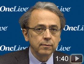 Dr. Llovet on Efficacy of Namodenoson in Child-Pugh B HCC