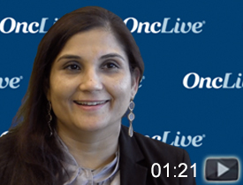Dr. Joshi on Rationale for Durvalumab/RT Combo in Localized Urothelial Carcinoma