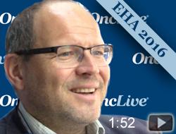 Dr. Wojciech Jurczak on MOR208 in Non-Hodgkin's Lymphoma