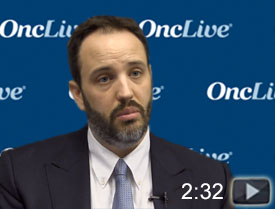 Dr. Gainor on Potential With BLU-667 in RET+ NSCLC