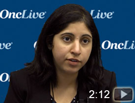 Dr. Malhotra on Pembrolizumab During Concurrent Chemoradiation in NSCLC