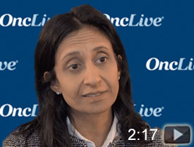 Dr. Patel on Immunotherapy Combinations in Lung Cancer
