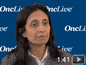 Dr. Patel on CheckMate-227 Results in Advanced NSCLC