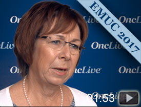 Dr. Junker on Need to Identify Biomarkers to Predict Response to RCC Treatment