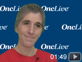 Dr. Moore on Results of the FORWARD I/GOG 3011 Trial in Ovarian Cancer