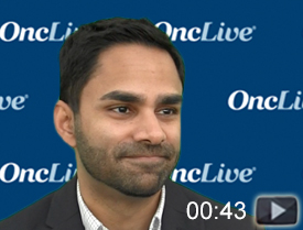 Dr. Patel on Emerging Therapeutic Strategies in MCL