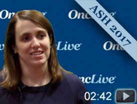 Dr. Rogers Discusses Early Intervention With Ibrutinib in CLL