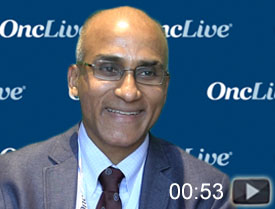 Dr. Kambhampati on BCL-2 Inhibition in Acute Myeloid Leukemia