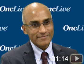 Dr. Kambhampati on Venetoclax in Patients With Myeloid Malignancies