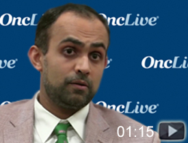 Dr. Kansagra on Remaining Questions With CAR T-Cell Therapy in Multiple Myeloma