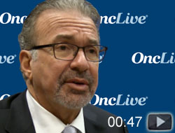 Dr. Kantoff on Evolving Role of Docetaxel in Prostate Cancer Treatment