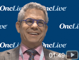 Dr. Kaplan on Frontline Treatment Options in Follicular Lymphoma