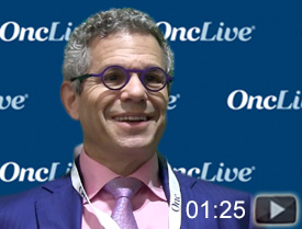Dr. Kaplan on the RELEVANCE Trial in Follicular Lymphoma
