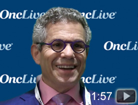 Dr. Kaplan on the Phase III ECHELON-1 Trial in Hodgkin Lymphoma