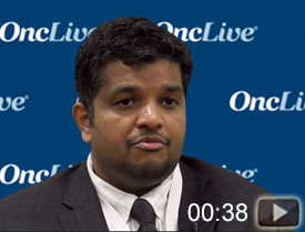 Dr. Ramakrishnan on Benefit of CAR T-Cell Therapy in MCL