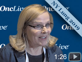 Dr. Kelly on Determining Second-Line TKI in Lung Cancer